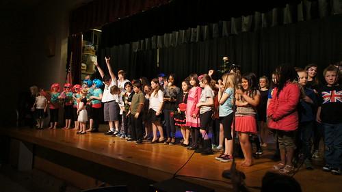Lewis Talent Show 2012