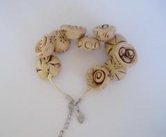 Abiona (Razlicak Magicna Radionica) Tags: handmade jewelry polymerclay fimo bracelet