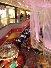 THE COSMOPOLITAN of LAS VEGAS Hotel and Casino, Las Vegas, Nevada, USA