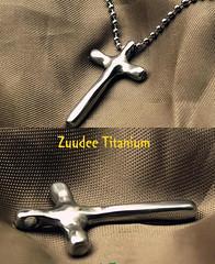 titanium pendant 2