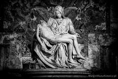 ...michelangelo... (Marcin Mazurkiewicz FotoBlog) Tags: italy rome roma michelangelo rzym