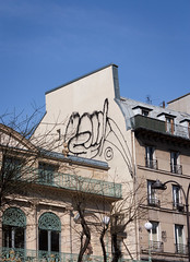 Hand in glove (Lemecnormal) Tags: paris graffiti graff pal icone cony conie