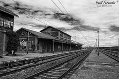 Antigua estacin (Davo_fn) Tags: station train canon tren 7d estacion castillejo aover