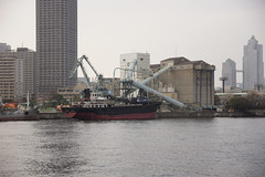 DSC01974.jpg (ntstnori) Tags: sea tokyo harbor ship vehicle  koto toyosu