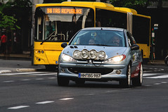 Peugeot 206 RC (Ni.St|Photography) Tags: cars car rally racing belgrade rallye rallying kosutnjak avala reli beogradski martinovic memorijal