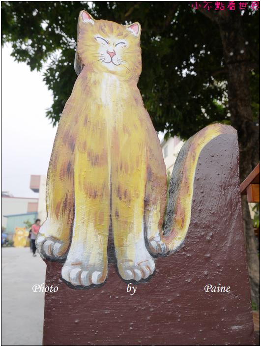雲林虎尾屋頂上的貓 (15).JPG