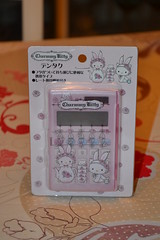 Calculator Charmmy Kitty and Sugar collection Lapine (Girly Toys) Tags: charmmy kitty sugar sanrio chat cat collection calculator lapine calculatrice bunny rabbit lapin missliliedolly miss lilie dolly aurelmistinguette girly toys collectible girlytoys