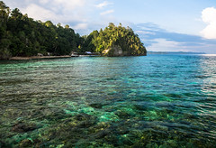 Togean Islands (Joe Fenton) Tags: sunset sea fish nature indonesia islands landscapes nationalpark travels asia seascapes diving backpacking scubadiving corals clearwater 2016 travelphotography centralsulawesi togeanislands kaididiriisland