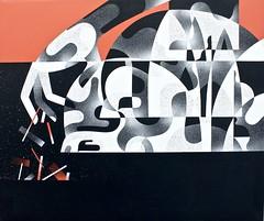 James REKA (Grained'Acacia) Tags: streetart expo reka galeriemathgoth jamesreka