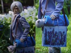 Painter11 (Ermilena Puppeteer) Tags: infant handmade leekeworld leekeworldadolf handmadeforbjd