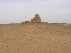 Amheida pyramid (dr.heatherleemccarthy) Tags: monument cemetery ancient pyramid tomb egypt oasis necropolis dakhleh amheida