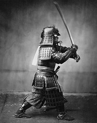 A Japanese Samurai in traditional battle armour in 1860 [12501600] #HistoryPorn #history #retro http://ift.tt/1q9E06C (Histolines) Tags: history japanese traditional battle retro timeline samurai armour 1860 vinatage a historyporn histolines 12501600 httpifttt1q9e06c