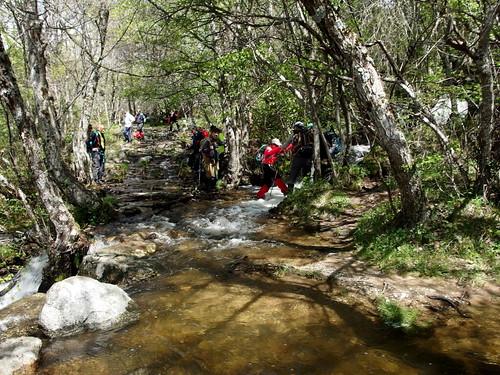 Senda De Los Monjes, Cañón De Cárdena, Plano Inclinado en Zamora Fotografía Luisa Marciel (7)