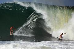 Zicatela, waves (Sonia Fdez) Tags: naturaleza sol mxico mar agua surf viento arena verano olas sal puertoescondido espuma ocano