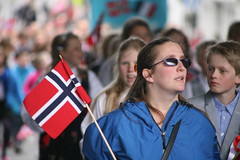 gratulerer med dagen !!! (NamiQuenbyBusy) Tags: norge 2016 mai17 norwaynorwegia