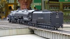 DSC00218 (BluebellModelRail) Tags: o buckinghamshire may exhibition aylesbury bankholiday modelrailway 2016 railex stokemandevillestadium rdmrc laramieengineterminal