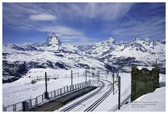 View of Matterhorn (Mario Hernandez (on and off, mostly off)) Tags: switzerland gornergrat matterhorn gnd sonya7