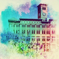 Dreaming of Old City Hall #tacomawa #oldcityhall (Gexydaf) Tags: tacomawa oldcityhall