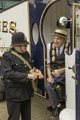 LWC_3428 (Man with a Hat) Tags: northnorfolkrailway dadsarmy weybourne nnr