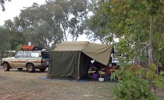 Camp Cunnamulla (spelio) Tags: trip notes report travel smoky scruby camp caravan park june 2016 tags australia campsite