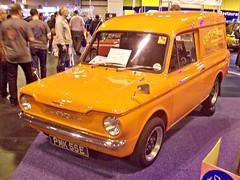 96 Commer Imp Van (1967) (robertknight16) Tags: british 1960s van imp hillman commer rootes nec2013 pmk55e