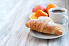 Breakfast with coffee and croissant (vi-mart) Tags: background bake beverage black bread breakfast brown buns butter buttered buttery cafe caffeine cappuccino closeup coffee coffeebeans croissant crust cuisine cup delicious dessert dough drink eat espresso food french fresh freshness gold golden hot macro meal pastry roll sack sacking snack spoon sweet table tasty traditionally white wooden yummy