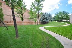 Downtown  green area (Great Salt Lake Images) Tags: city urban utah ogden photowalking