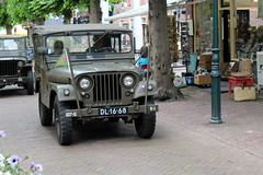 1956 Nekaf M38 A1 Jeep (Davydutchy) Tags: netherlands truck army ride jeep military may nederland hobby voiture lorry vehicle frise kaiser rit heer convoy paysbas friesland fabriek 38 m38 armee leger niederlande militr reenacting lkw 2016 nederlandse frysln militair frisia rondrit langweer m38a1 tocht langwar kolonne nekaf poidslourd licentie legervoertuig legergroen