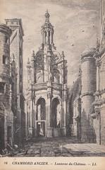Chteau royal de Chambord. La lanterne centrale. (Only Tradition) Tags: france frankreich frana frankrijk francia franca 41 loiretcher franciaorszg  frana