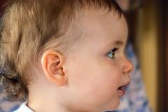 Sideways (Nikki & Tom) Tags: uk girl toddler child sophie tynewear