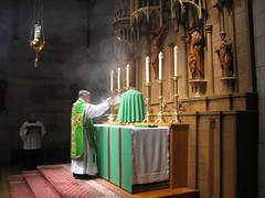 Summer 2016 (Saint John's Church, Passaic, New Jersey) Tags: saintjohnschurchpassaicnewjerseyusa episcopal episcopales anglican anglicanos anglocatholic anglocatolicos sungmass misacantada incense incienso
