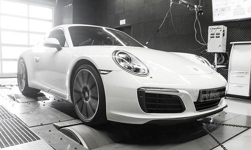 Porsche 911 Carrera от Mcchip-DKR