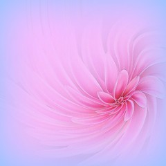 pink dahlia apple petals soft pastel curves dreamy iphone (Photo: Mazzlo on Flickr)