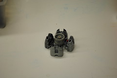 Microspace Engine Prototype (The Lego Baron) Tags: lego micro microspace microscale microfleet microspacetopia
