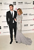 Liam Hemsworth and Miley Cyrus The 20th Annual Elton John AIDS Foundation's Oscar Viewing Party held at West Hollywood Park - Arrivals Los Angeles, California - WENN.com See our Oscars page