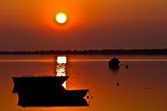 2011_05_11 20.41 Uhr (Detlef Lau) Tags: sunset sol del soleil zonsondergang sonnenuntergang coucher du puesta solnedgang solnedgng   salzhaff napnyugta pepelow pikeseloojang sononder