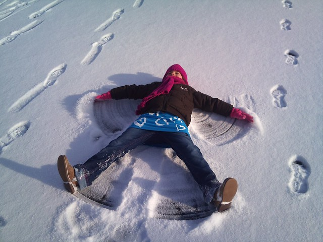 bericht van:Nynke : Winterfoto