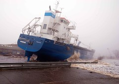 UAL Bodewes (Harry-Harms) Tags: hoogezand vrachtschip bodewesshipyardsbv ualbodewes imo9542336