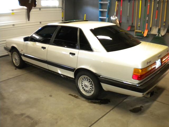 1991audi200