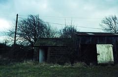 Shed (Saturated Imagery) Tags: film rollei rural 35mm iso200 shed retro german praktica otley filmslr vivitar28mmf25 epsonv500 prakticatl5b rolleidigibasecn200 unmaskfilm