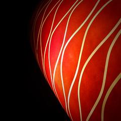 light red black lamp rouge noir sonyericsson smartphone... (Photo: zecaruso on Flickr)