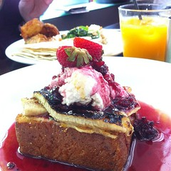 French toast #foodspotting