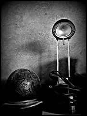 Tribute to Francisco Gabilondo Soler 'Cri-Cr' (Jorge Daniel Segura) Tags: blackandwhite bw black art grey fantastic shadows indoor fantasy walls lamps