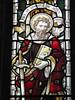 Glasraam Katholieke Kerk - 211 (CredoCast) Tags: windows window glass stained kerk heiligen glasraam heilige katholieke defensio glasramen fidei apologetica apologetiek