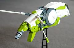 [Sci-fi] Taiidan Racer [Rear] (Sydag) Tags: lego space lime homeworld racer moc taiidan