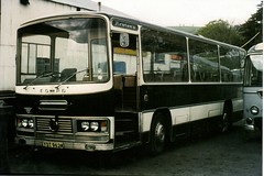 YST 962M  Ford R1014.Willowbrook Expressway.Newton's of Dingwall (ronnie.cameron2009) Tags: bus ford buses scotland scottish willowbrook newtons dingwall nigg scottishhighlands rossshire highlandsofscotland rosscromarty newtonstravel newtonsofdingwall yst962m smnewton oilcontract