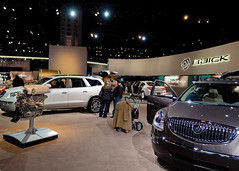 Buick Display (niXerKG) Tags: auto show chicago nikon nikkor dslr dx 1755mm 16mp d7k d7000 nikond7000