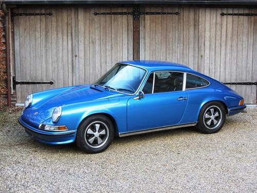 Porsche 911 2.4 E (1972).