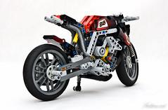 Lego (7) (Ludime.net) Tags: wood brick vw truck honda volkswagen toy toys lego bricks woody harley creation camion brique moto vehicle ducati combi jouet buell briques vehicule jouets depanneuse