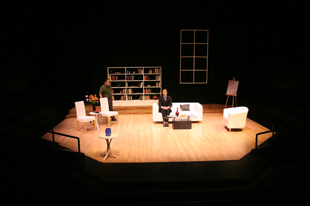 Performance in Whittemore Theater